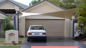 پارکینگ خودرو-سایبان اتومبیل-سقف چادری پارکینگ