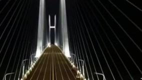 ساخت بزرگترین پل معلق جهان در چین