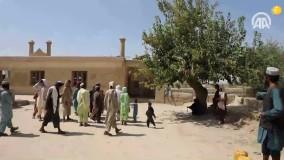 روستایی که گروه طالبان در آنجا تاسیس شد