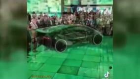 رونمایی از خودرو پرنده در دبی
