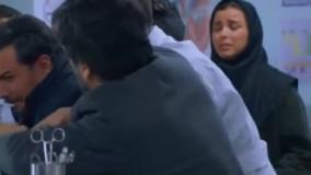 مقایسه بازی جواد عزتی و شان پن در یک سکانس !