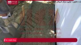 ساخت آبنما سنگی-ساخت آبنما- ایستگاه تصفیه حوضچه