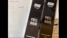 نظرات کاربران درباره اسپری پرپشت کننده موی سر/۰۹۱۲۰۷۵۰۹۳۲/اسپری f&h