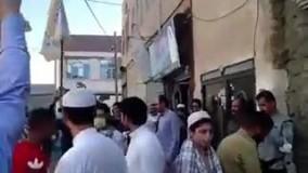 جشن پیروزی طالبان در شهر مشهد